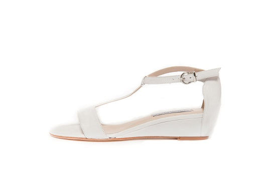 219d8499be65 White Leather Sandals Images