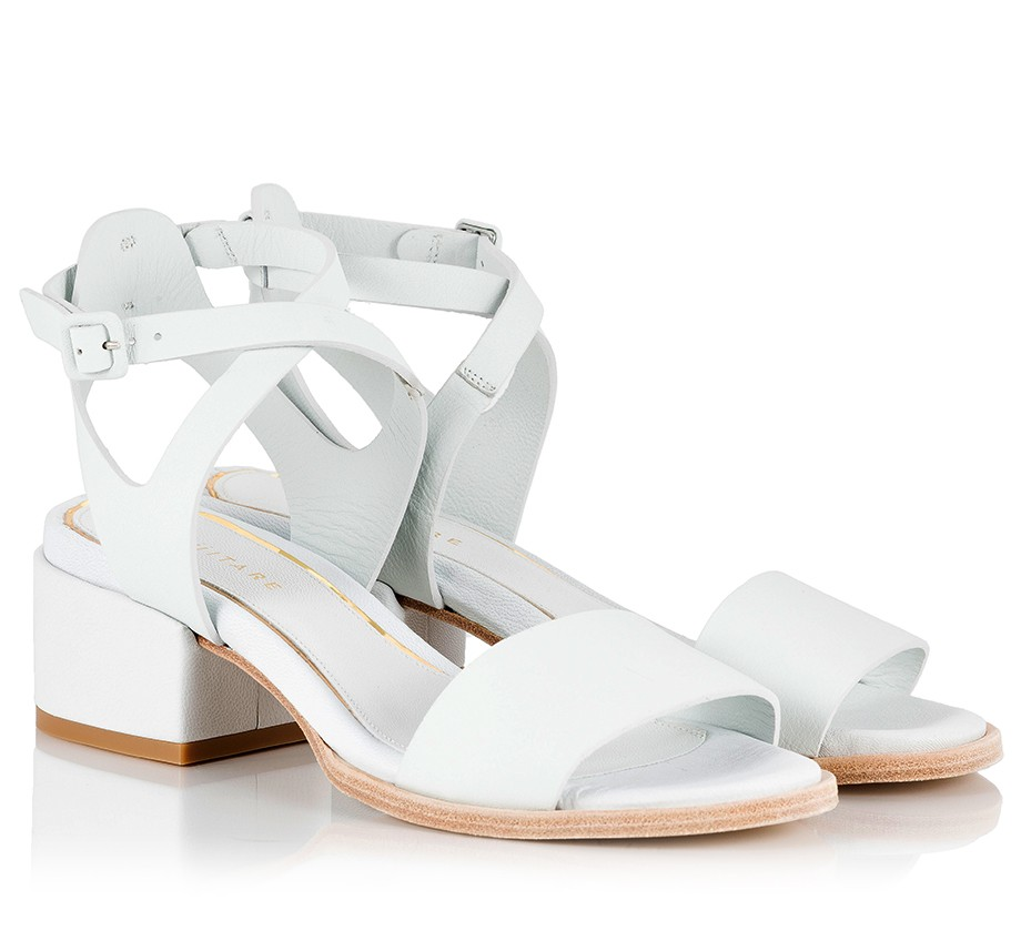 d16792a93f71 White Leather Sandals Pictures