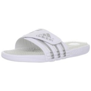 White Slide Sandals Mens