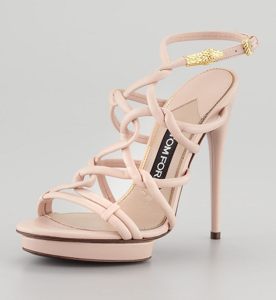 Light Pink Sandals | Crafty Sandals