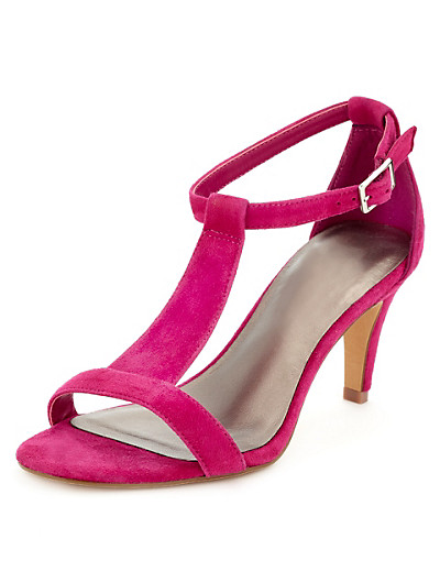 Pink Sandal With Heels Craftysandals Com