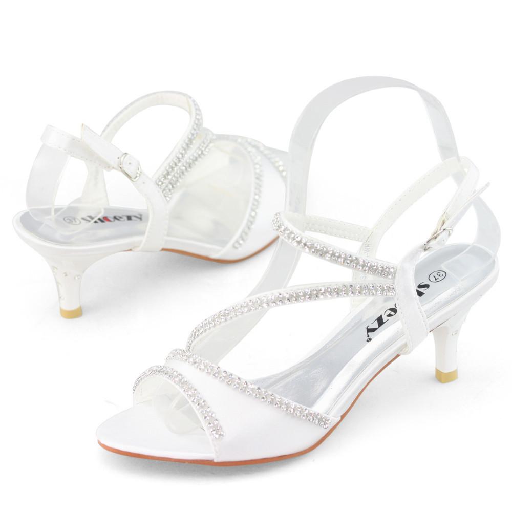 Kitten Heel Sandals Craftysandals Com