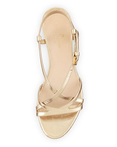 ab8b82364b74 Strappy Wedge Sandals