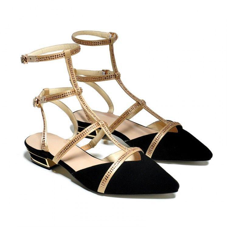 aa086a214 Closed-Toe Gladiator Sandals