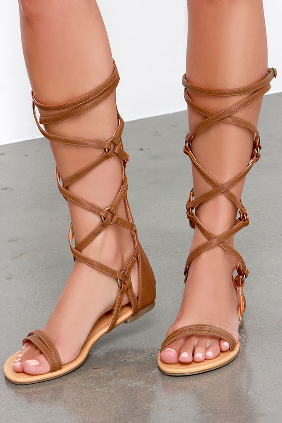 Lovely gladiator sandals