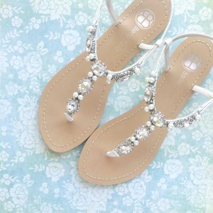 e6a98cc386c Beach Wedding Sandals