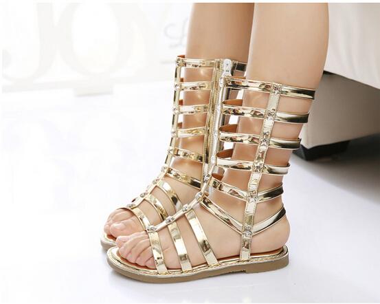 f77dfbc4bb98 Toddler Gladiator Sandals