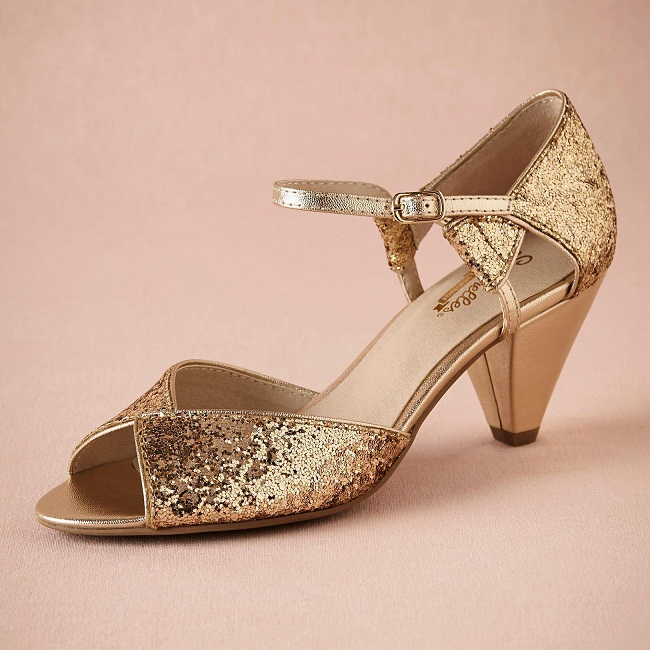 589b609f2bcb Gold Sandals for Wedding