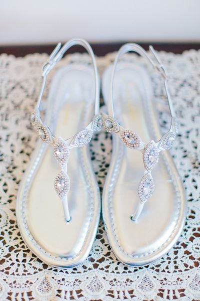 Beach wedding sandals crafty sandals pictures of beach wedding sandals junglespirit Choice Image
