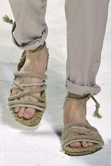 59e65b0131f Rope Sandals Men