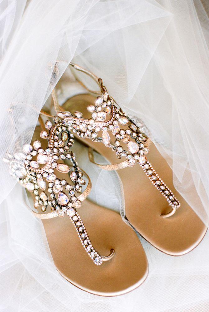 Beach Wedding Sandals | Crafty Sandals