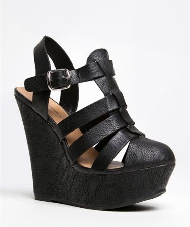 Closed Toe Wedge Sandals - ShopStyle