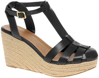4953ad78e0d Closed Toe Wedge Sandals