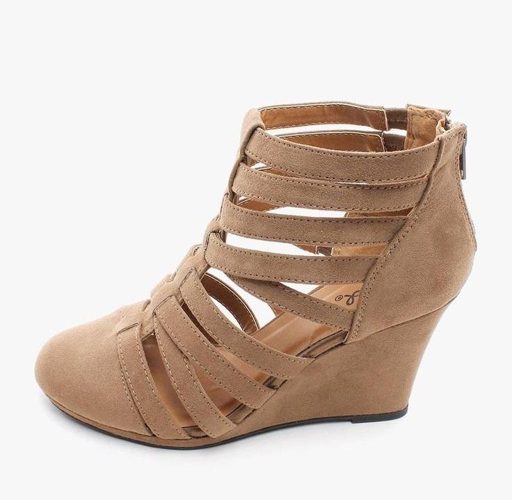 40030d11c2926 Closed Toe Wedge Sandals | CraftySandals.com