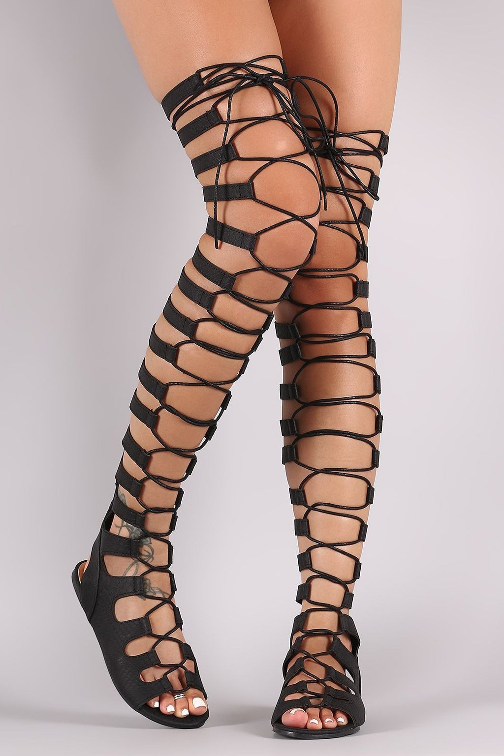 Lace Up Gladiator Sandals Craftysandals Com