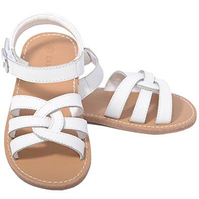 White Toddler Sandals Craftysandals Com