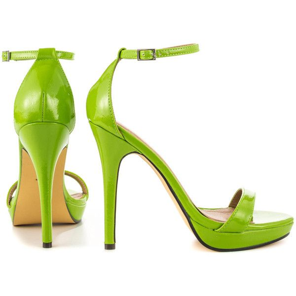 lime green platform heels heels zone