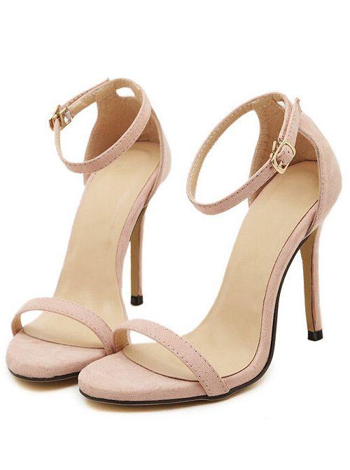 Nude Sandal Heels | Crafty Sandals