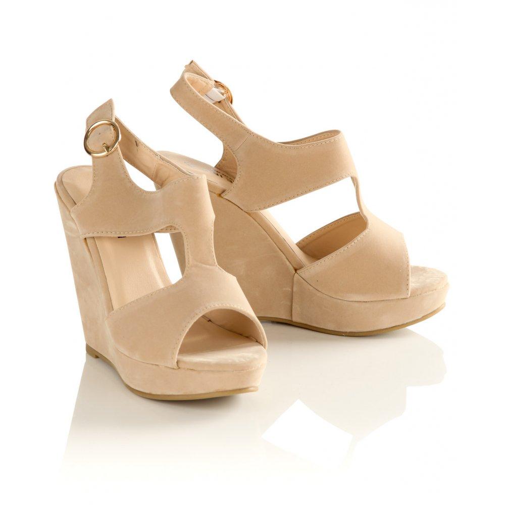 18f985cf3 Beige Sandals