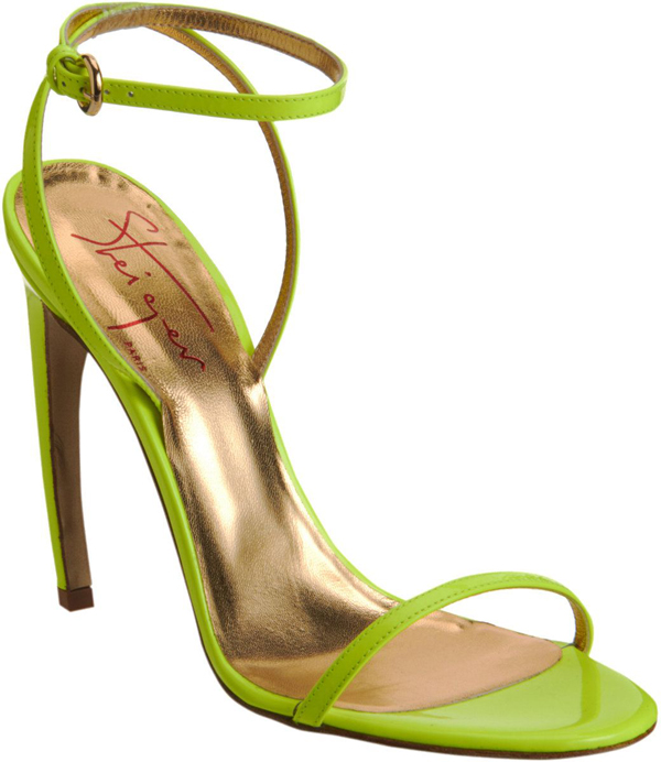 f247c3573f1cfd Pictures of Lime Green Sandals