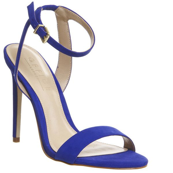 Royal Blue Sandals | Crafty Sandals