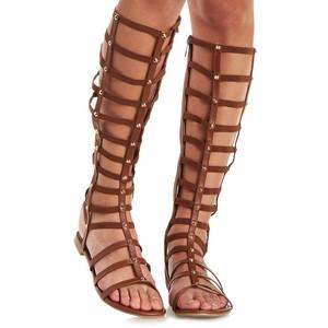 Strappy Gladiator Sandals | Crafty Sandals