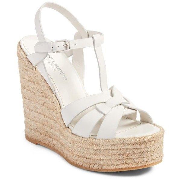 White Wedge Sandals Craftysandals Com