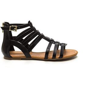 cdead65149d Black Gladiator Sandals