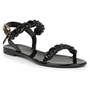 Flat Jelly Sandals Pictures