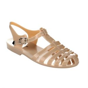Images of Flat Jelly Sandals