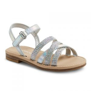 Images of Silver Toddler Sandals