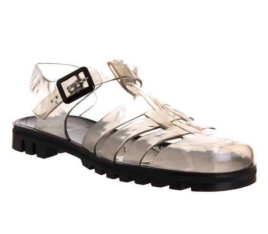 Men's Jelly Sandals   CraftySandals.com