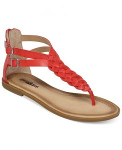 Red Thong Sandals Pictures