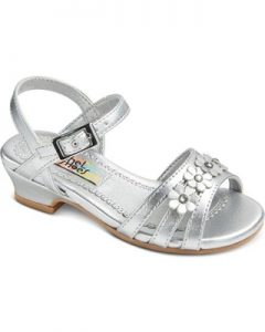 Silver Toddler Sandals Pictures