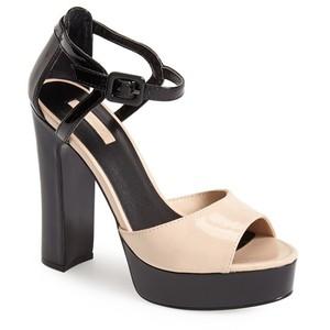 Ankle Strap Platform Sandals Images
