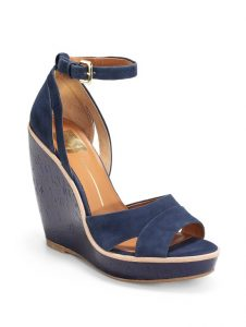 Ankle Strap Wedge Sandal Images