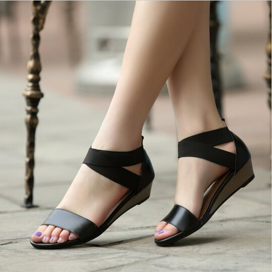 Ankle Strap Sandals Low Heel Craftysandals Com