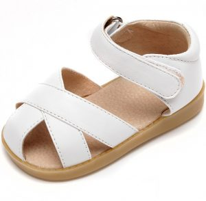 Closed Toe Sandals for Toddlers