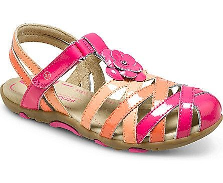 Closed-Toe Sandals for Toddlers