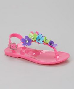 Girl Jelly Sandals
