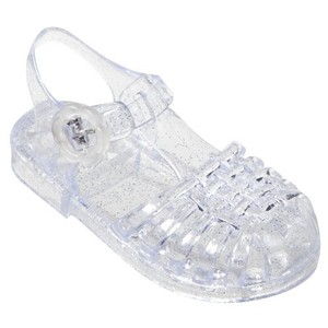 Girls Jelly Sandals Images