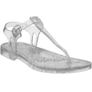 Girls Jelly Sandals Photos