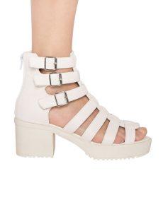 Gladiator Sandals Platform