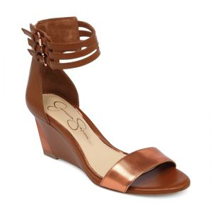 Images of Ankle Strap Wedge Sandal