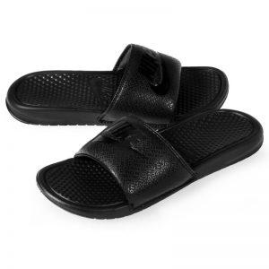 Images of Black Slide Sandals