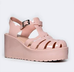 Images of Jelly Platform Sandals