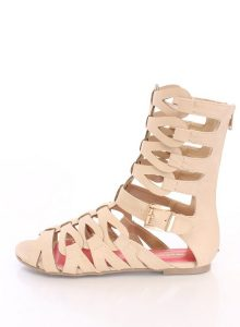 Images of Nude Gladiator Sandals