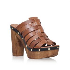 Images of Tan Platform Sandals