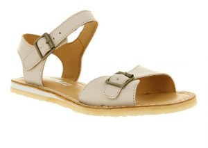 Images of White Leather Sandals