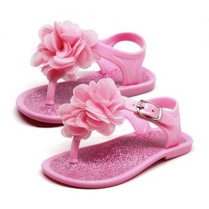 Infant Girl Jelly Sandals